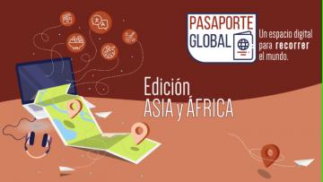 El exotismo de Oriente y Africa reunidos en una agenda virtual de encuentros culturales