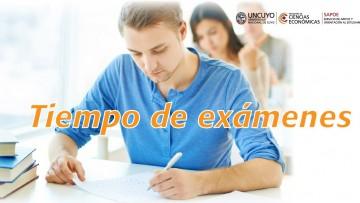 Tiempo de Exámenes