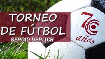 TORNEO DE FÚTBOL 5 - Sergio Derlich