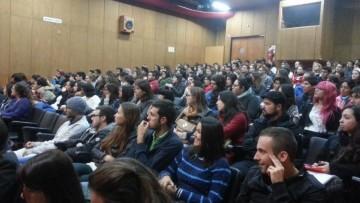 Alumnos extranjeros comenzaron su intercambio en la Facultad