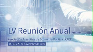 Investigadores de la FCE participaron de la LV Reunión Anual de la AAEP