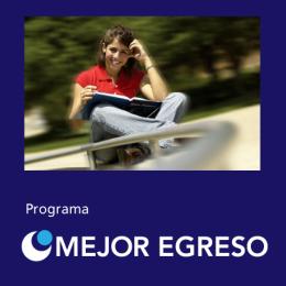 Programa Mejor Egreso