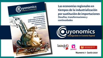 Cuyonomics publica la 7ma edición de su prestigiosa revista