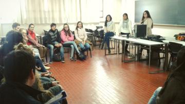 """Se realizó el Taller """"5 ideas para aprender mejor"""" en la Sede Central de la Facultad"""