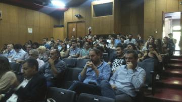 Se realizó la conferencia de Cisnes Negros en el Comercio Internacional