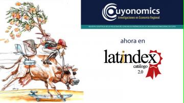Cuyonomics ahora forma parte del catálogo 2.0 de Latindex
