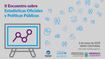 """""""Los objetivos del Desarrollo Sostenible: uso de las estadísticas para el diseño de políticas públicas."""""""