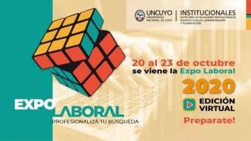 Llega la Expo Laboral 2020 en su primera edición virtual