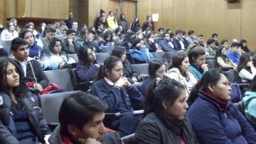 Se llevó a cabo la Facultad Abierta