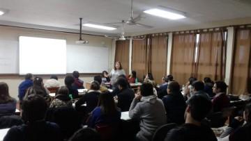 """Se realizó el taller """"Del Plan de Labor al Trabajo Final"""" en nuestra Sede Central de la FCE"""