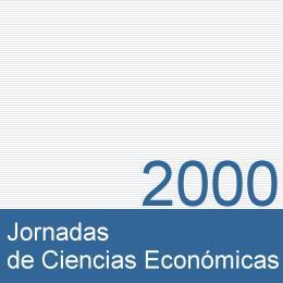 Jornadas de Ciencias Económicas 2000