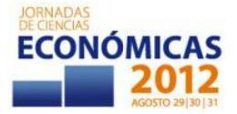 Jornadas de Ciencias Económicas 2012