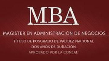 MBA: Trabajos Finales de Maestría