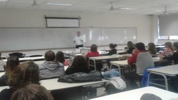 """Se realizó el Seminario """"Álgebra Lineal y su rol en las ciencias"""""""
